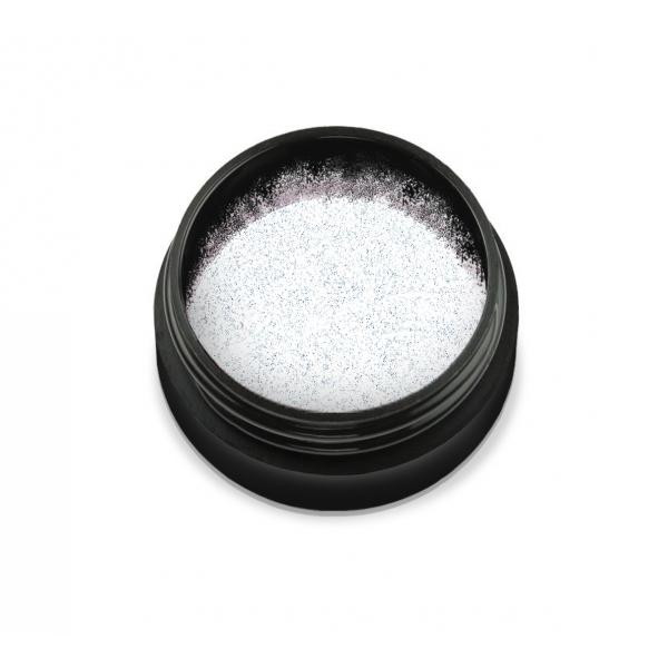 """65007Sclipici pentru unghii """"Didier Lab"""", white snow 2,5g/Nail glitter """"Didier Lab"""", white snow"""
