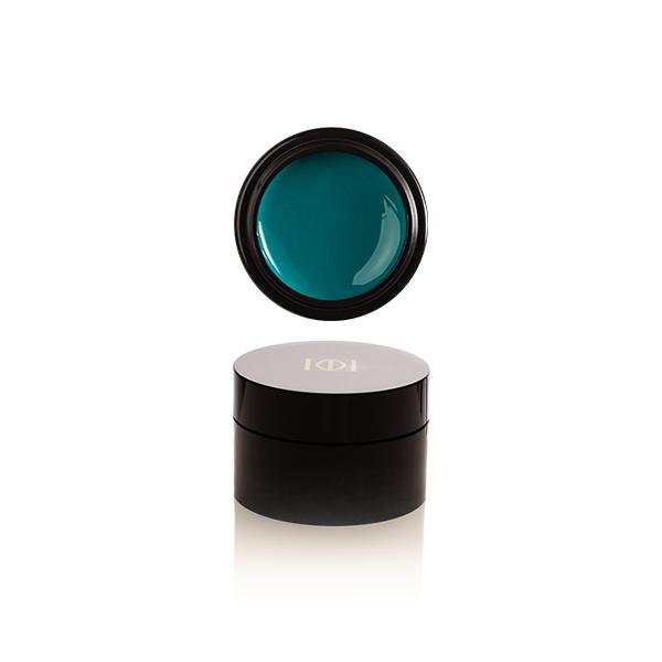 Gel colorat de unghii Didier Lab Premium Color Gel - Dark turquoise 5g