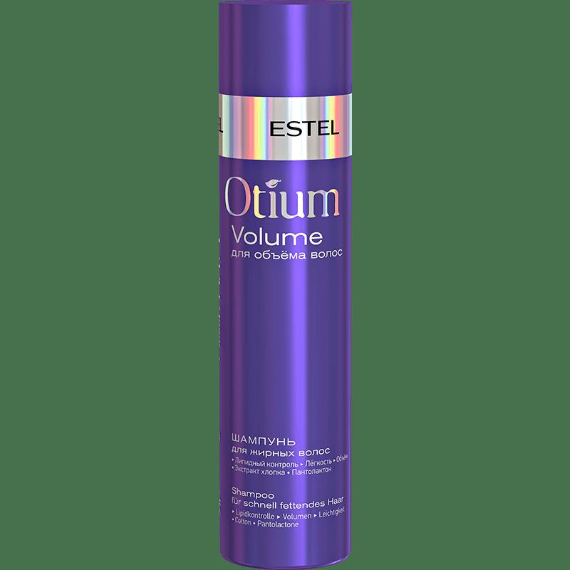Estel Otium VOLUME Sampon pentru volumul parului gras 250 ml
