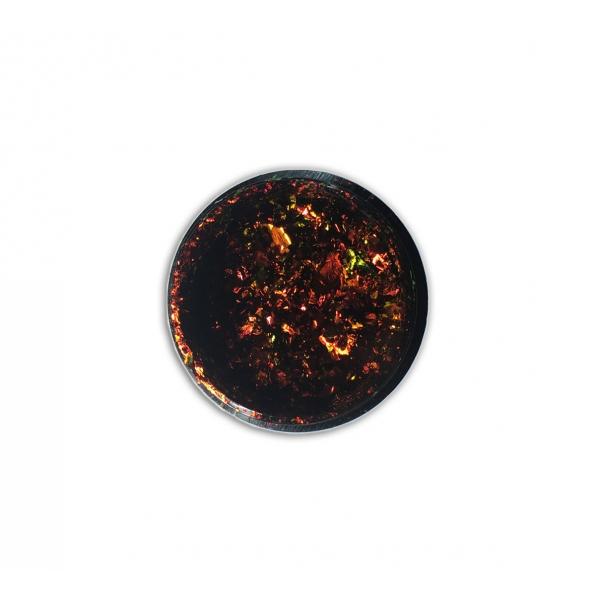 """KT-S9210 Fulgi de crom  """"Didier Lab"""", pheonix fire 0,6gr/Chromaflakes """"Didier Lab"""" pheonix fire"""