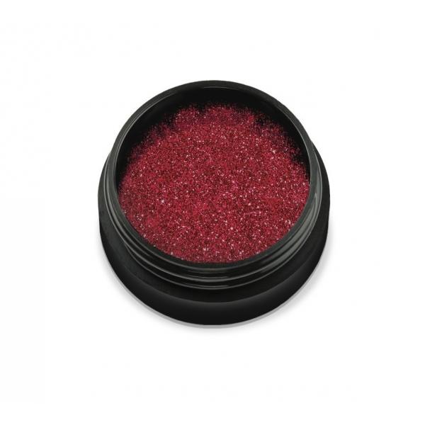 "96201Sclipici pentru unghii ""Didier Lab"", sexy red 2,5g/Nail glitter ""Didier Lab"", sexy red"