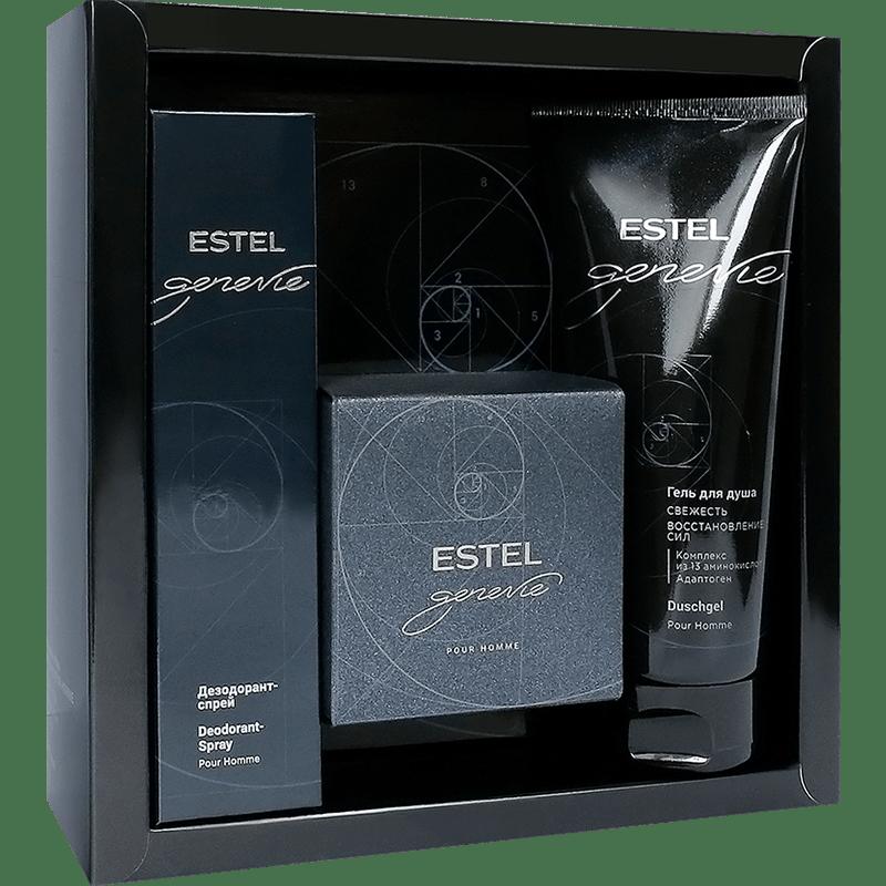 HC GENEVIE Kit de parfumuri pentru barbati