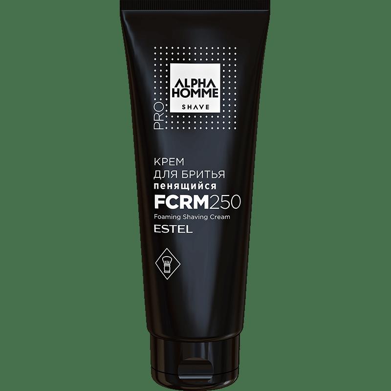 ALPHA HOMME PRO Spuma - crema de ras 250 ml