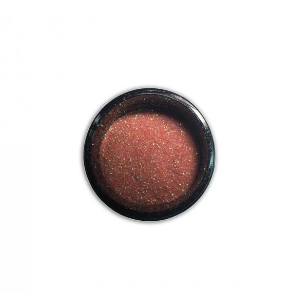 "95205Sclipici pentru unghii ""Didier Lab"", ellegant pink 2,5g/Nail glitter ""Didier Lab"", ellegant pin"