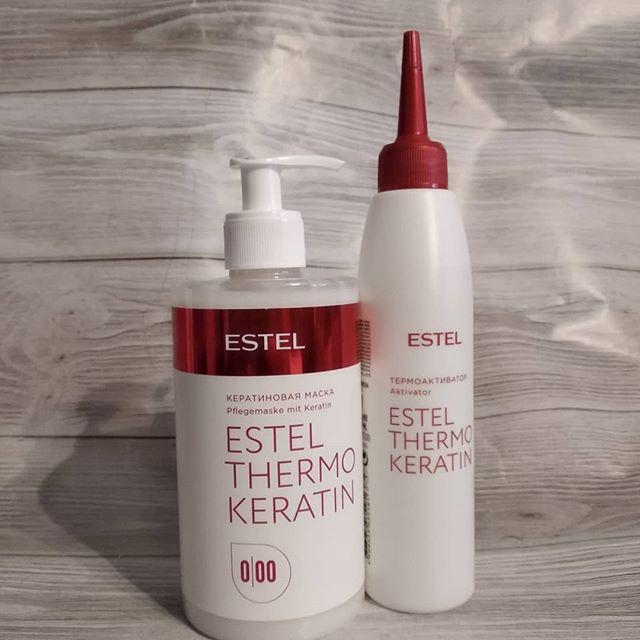 Mască de keratină pentru păr THERMOKERATIN 0/00 435 ml