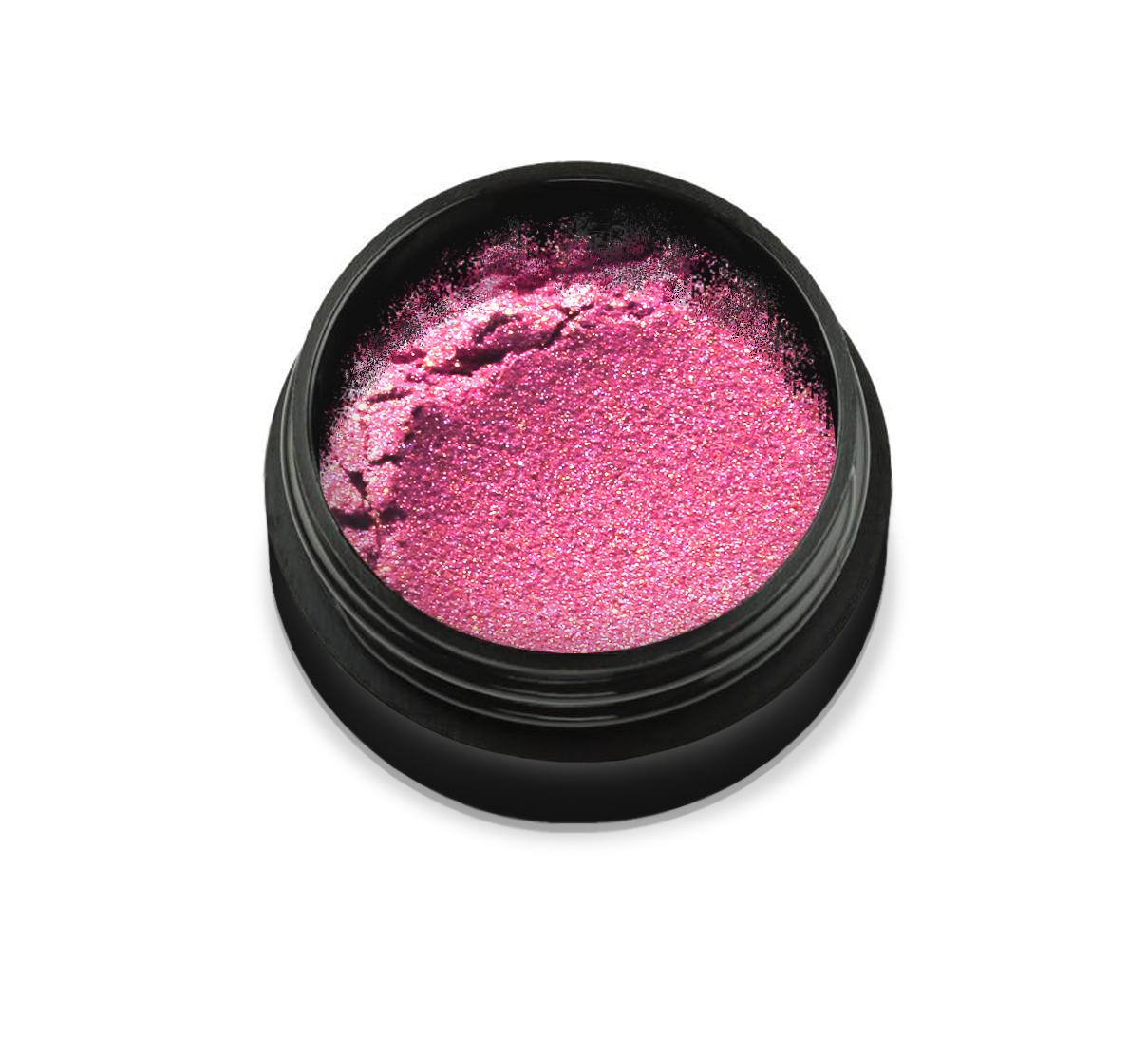 """66R1 Pudra cu pigmenti 'Didier Lab"""", peach pink 2,5g/Pigment powder 'Didier Lab"""", peach pink"""