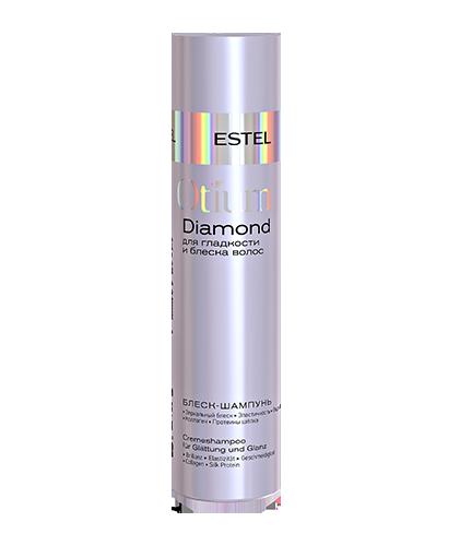 Estel Otium Diamond Sampon-luciu pentru netezimea si stralucirea parului 250 ml