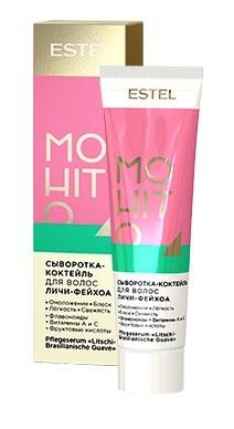 ESTEL MOHITO Set ingrijire par Kit-5 lichee-feijoa (sampon 250ml, balsam 200ml, spray 200ml, ser 60ml)