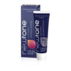 Masca nuantatoare  pentru păr Haute Couture NewTone 10/6 Blond deschis violet 30 ml