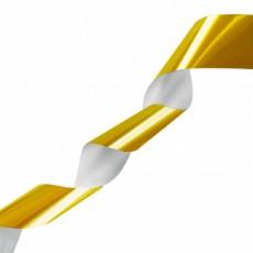 """Folie decorativa pentru unghii """"Didier Lab"""",gold, 1,5m/Decorative nail art foil"""