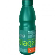 Estel Niagara Loţiune-permanent nr.3 pentru părul VOPSIT 500 ml