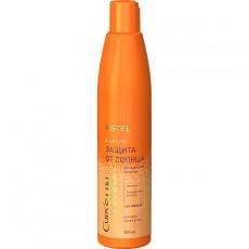 CUREX SUN FLOWER Sampon hidratant si nutritiv cu protectie UV 300 ml