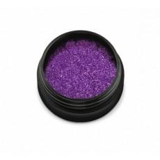"""96304Sclipici pentru unghii """"Didier Lab"""",  dark violet 2,5g/Nail glitter """"Didier Lab"""",  dark violet"""