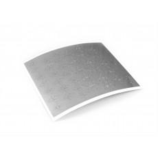 "Stiker pentru unghii ""Didier Lab"" , Nr30, silver/Nail art sticker ""Didier lab"", No30, silver"