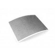 "Stiker pentru unghii ""Didier Lab"" , Nr20, silver/Nail art sticker ""Didier lab"", No20, silver"