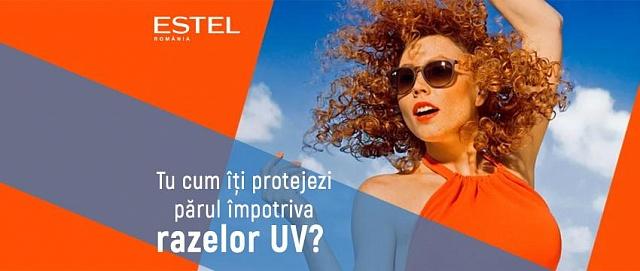 Tu cum îți protejezi părul împotriva razelor UV
