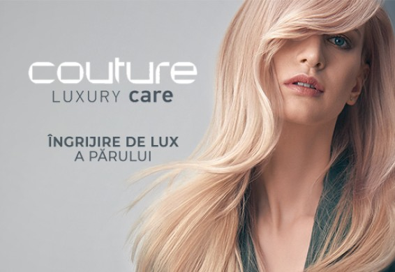 NOUL COUTURE. Pentru femeile care își vopsesc părul.