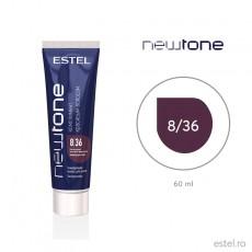 ESTEL HC NewTone 8/36  masca nuantatoare 60 ml pentru par