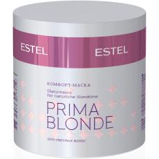 Prima Blonde Masca-comfort pentru par blond 300 ml