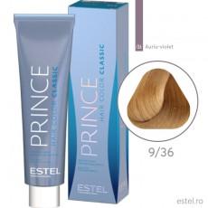 Prince Vopsea permanenta pentru par 9/36 Blond auriu-violet 100 ml