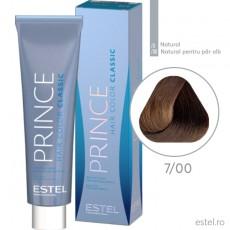 Prince Vopsea permanenta pentru par 7/00 Blond mediu pentru par alb 100 ml