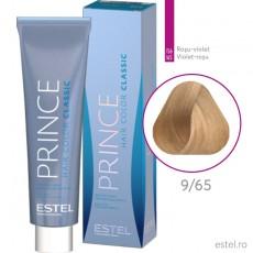 Prince Vopsea permanenta pentru par 9/65 Blond violet-rosu 100 ml